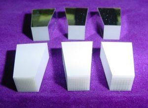 multiple high-precision arrays