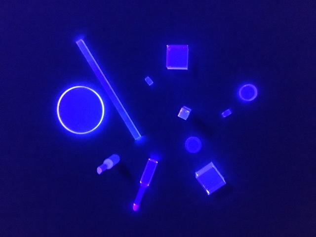 Proteus engineered scintillator elements